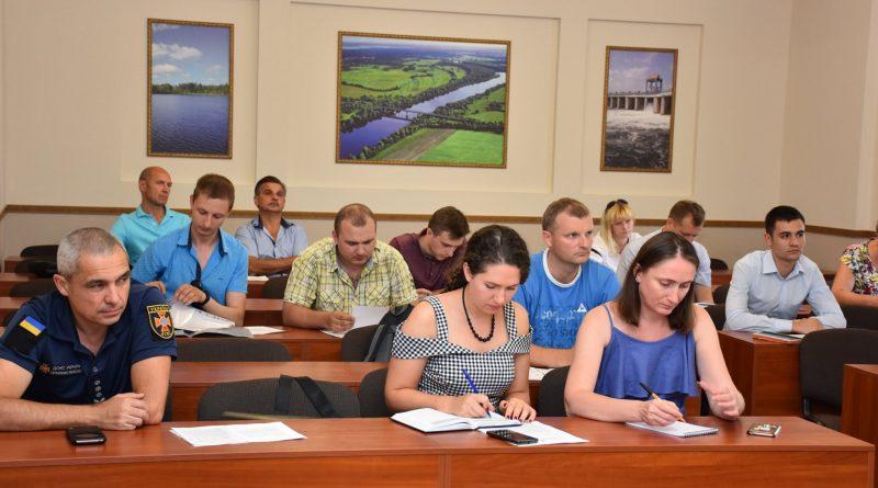 Про якість води у Кременчуцькому водосховищі