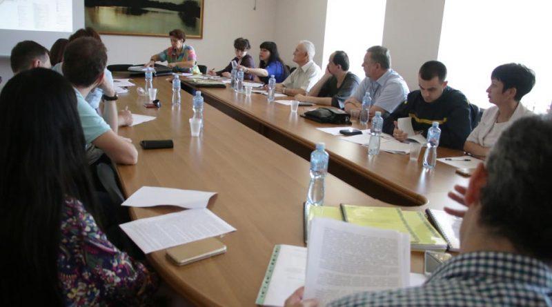 Чергове засідання обласної архітектурно-містобудівної ради