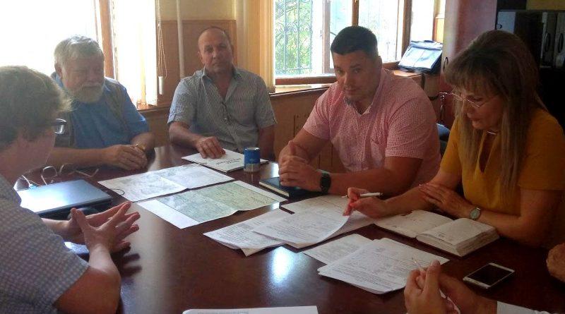 Технічна рада  РОВР у Полтавській області