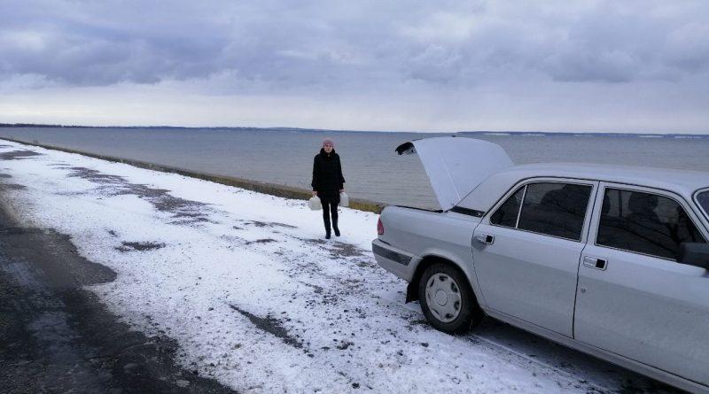 На контролі якість поверхневих вод басейну р. Дніпро