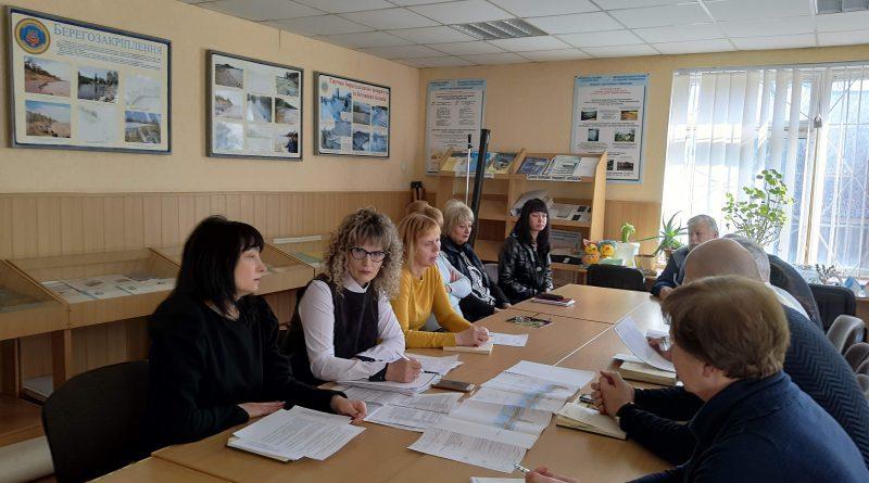 Відбулось засідання технічної ради РОВР у Полтавській області