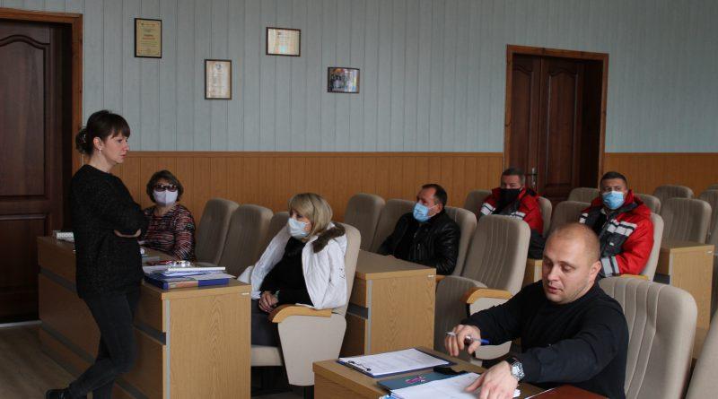 Участь у засіданні технічної ради
