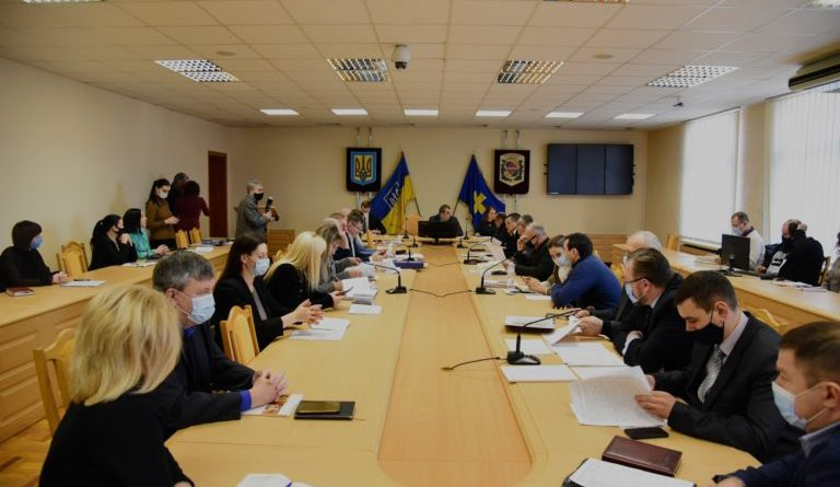 Засідання постійної комісії Полтавської обласної ради з питань екології та раціонального природокористування