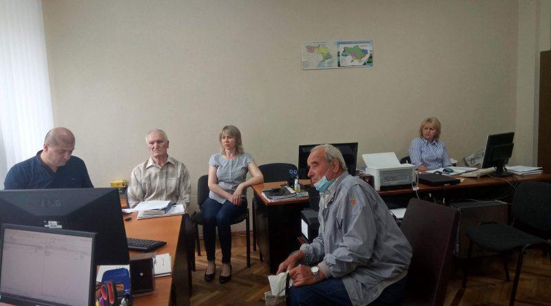 Засідання Міжвідомчої комісії