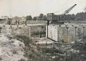 Будівництво, 1966 рік (архів)